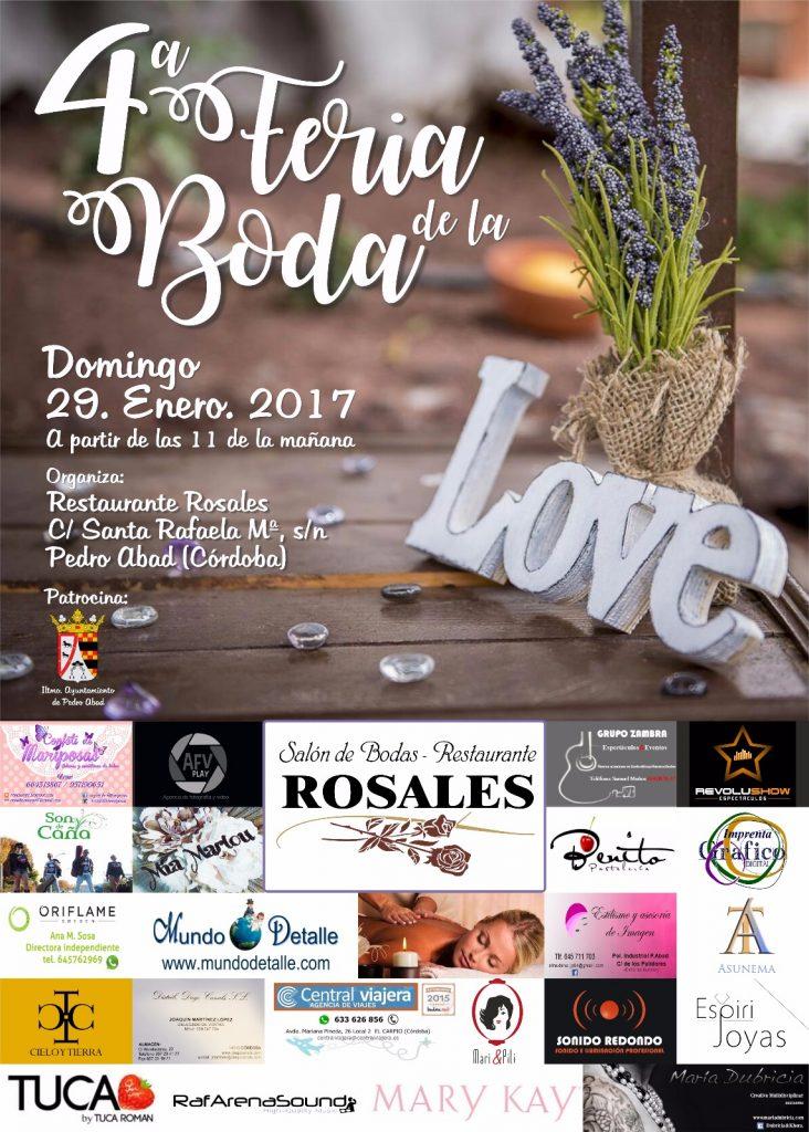 Feria bodas Pedro Abad